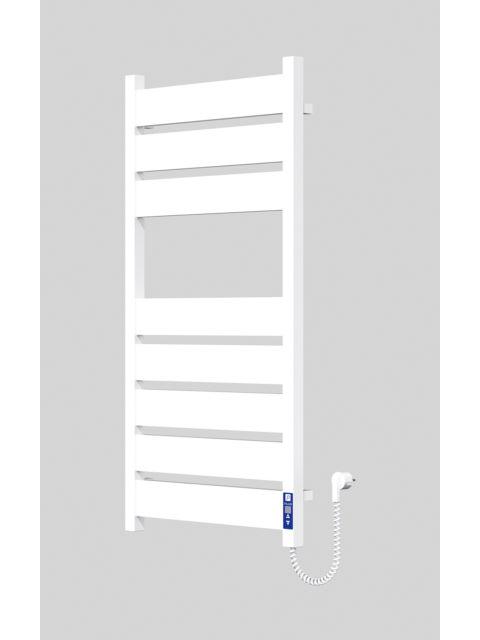 Братислава 1000х500х8 (3+5) программатор R белый (глянец)-RAL-9016