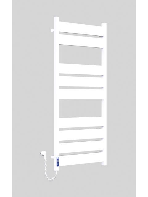 Братислава 1200х600х9 (2+3+4) программатор L белый (структура,мат)-RAL-9003