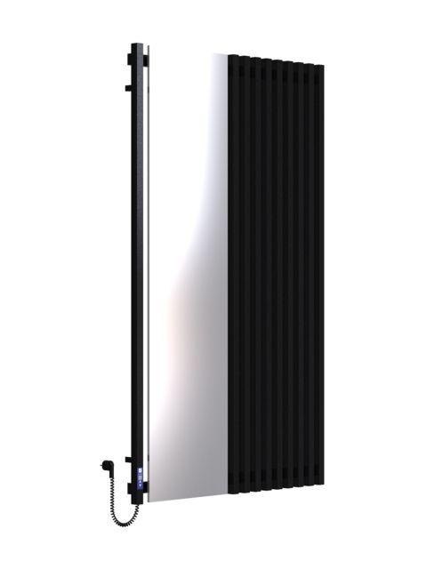 MARCIALE 1600х1000х10 чорний (структура,мат)-RAL-9005 програматор L