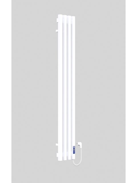 VIVO 1400Х210Х4 белый (структура,мат)-RAL-9003 программатор R