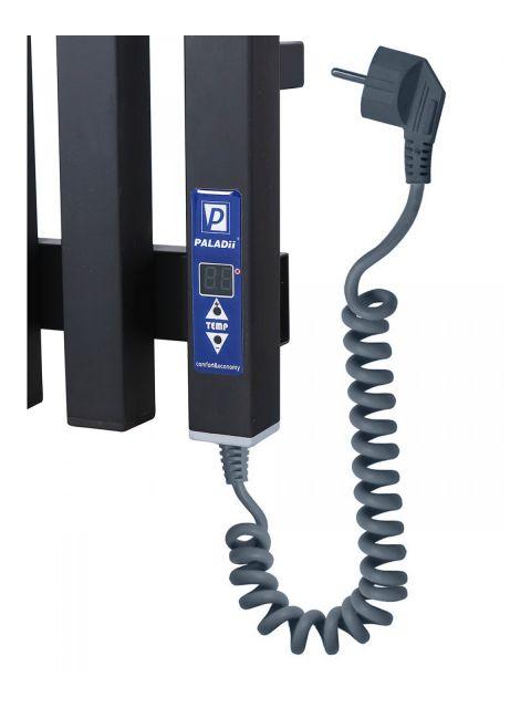 Дизайн-радиатор Vivo 1400*210/4 черний