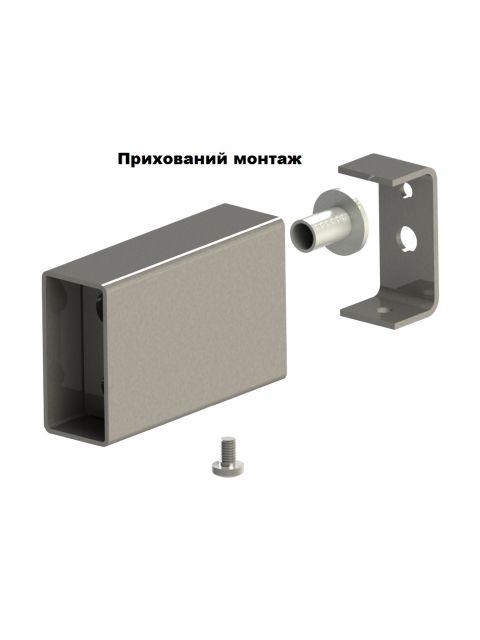 Грація з полицею Електро 1200*600/13R (золото) з терморегулятором